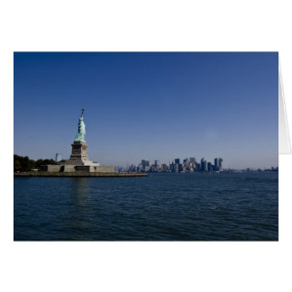 statue of liberty card