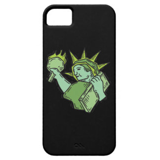 Statue Of Liberty iPhone 5 Covers
