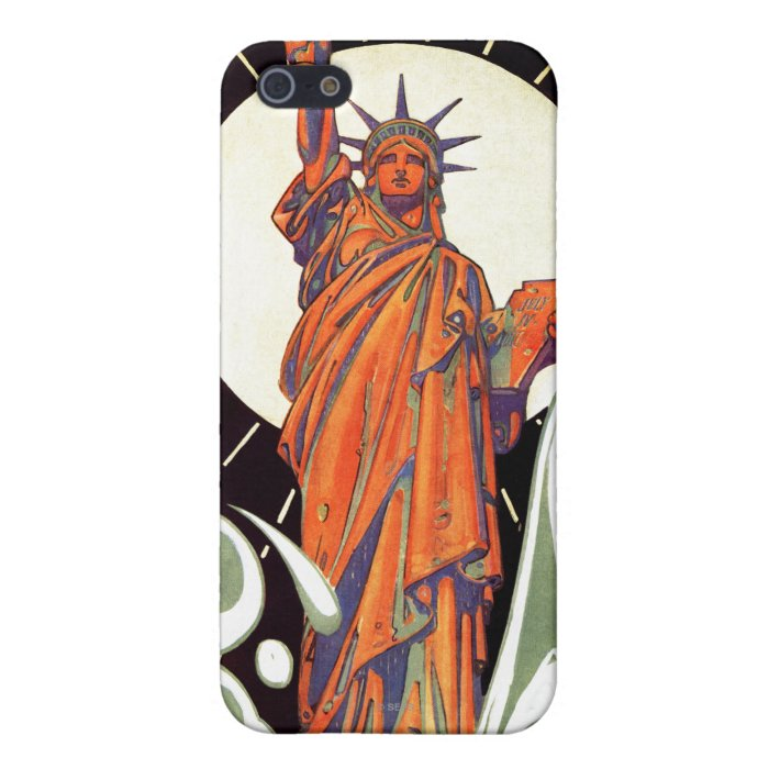Statue of Liberty Case For iPhone SE/5/5s