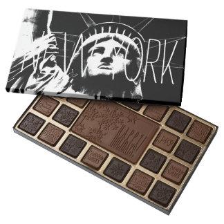 Statue of Liberty Chocolate NYC Souvenir Chocolate