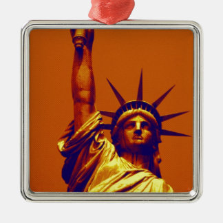 Statue of Liberty Christmas Ornaments