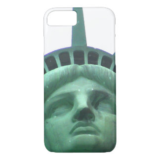 Statue of Liberty Close Up iPhone 7 Case