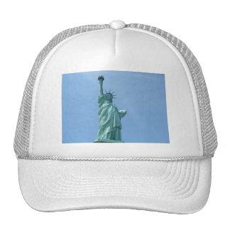 Statue of Liberty - Closeup Hat