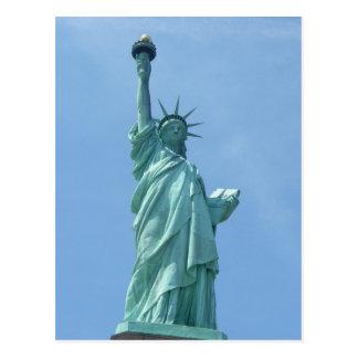 Statue of Liberty - Closeup Postcard