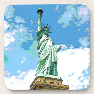 Statue of Liberty Coasters
