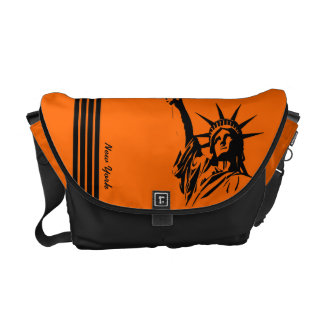 Statue of Liberty Courier Bag