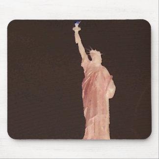 Statue of Liberty - CricketDiane Designer Stuff Mouse Pads
