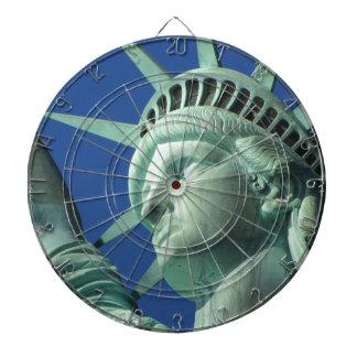 Statue of Liberty Dartboard