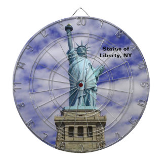 Statue of Liberty, Ellis Island, New York Dart Boards