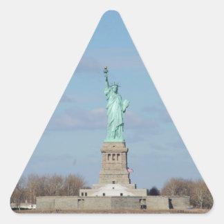 Statue Of Liberty Ellis Island Sticker