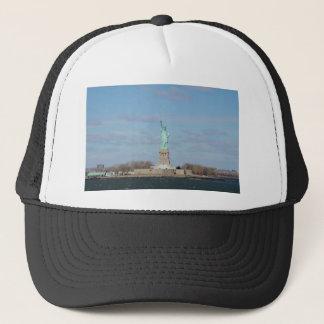 Statue Of Liberty Ellis Island Trucker Hat