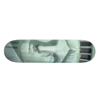 Statue of Liberty Face Skateboards