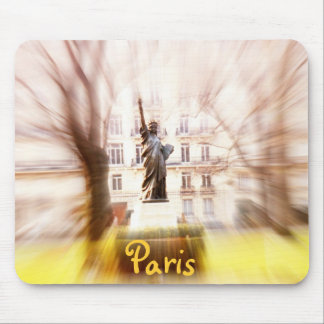 Statue of Liberty from Paris Mousepad