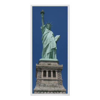 Statue of Liberty / High Resolution Poster