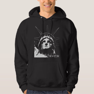 Statue of Liberty Hoodie Cool NY Shirt Souvenir