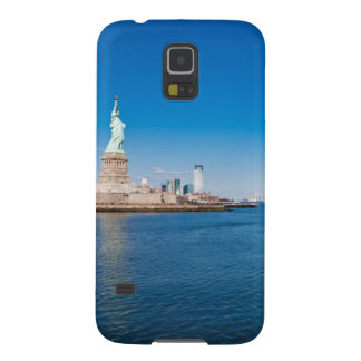 Statue of Liberty, Hudson River and Manhattan Case For Galaxy S5