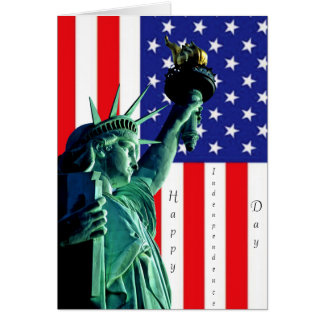 Statue of Liberty image for Greeting-Card Card