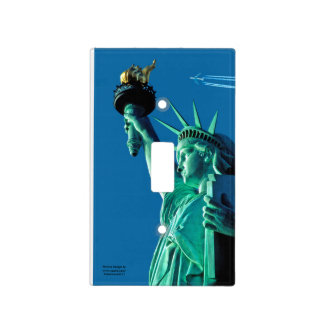 Statue of Liberty image for Light-Switch-Cover Light Switch Cover