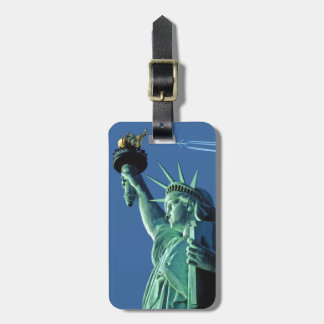 Statue of Liberty image for Luggage-leather-strap Bag Tag