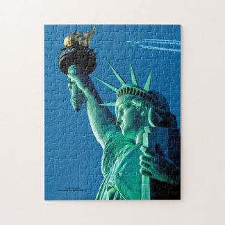Statue of Liberty image for Photo-Puzzle Jigsaw Puzzle