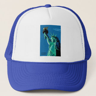 Statue of Liberty image for trucker-hat Trucker Hat