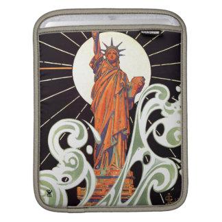Statue of Liberty iPad Sleeve