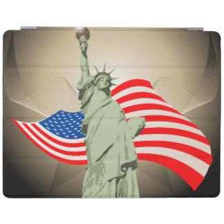 Statue of Liberty iPad Smart Cover