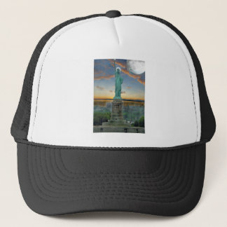 Statue of Liberty.jpg Trucker Hat