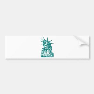 Statue of Liberty/Lady Liberty Bumper Sticker