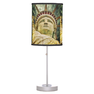 Statue of Liberty Table Lamp