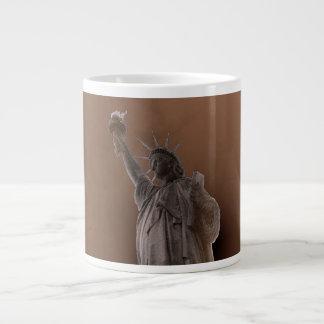 Statue of liberty large coffee mug