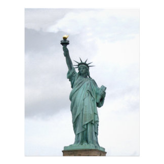 Statue of Liberty Letterhead