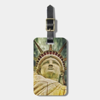 Statue of Liberty Luggage Tags