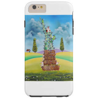 Statue of Liberty made of sheep Gordon Bruce art Tough iPhone 6 Plus Case