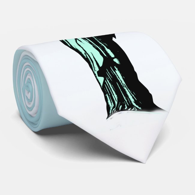 Statue of Liberty Nation of Immigrants Tie