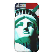 Statue of Liberty, New York Barely There iPhone 6 Case