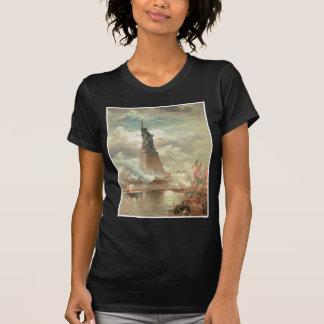 Statue of Liberty, New York circa 1800's Tshirt