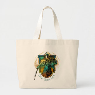 Statue of Liberty, New York City Canvas Bags