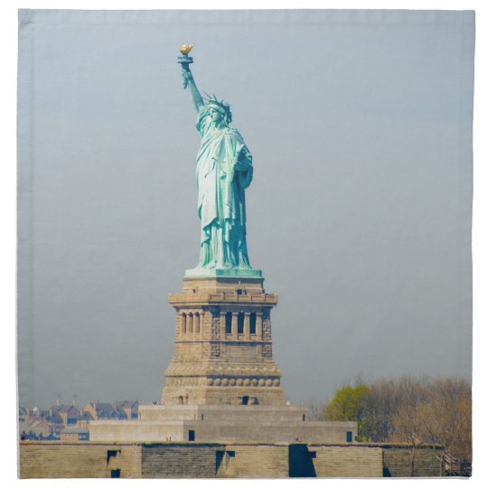 Statue of Liberty - New York City Cloth Napkin