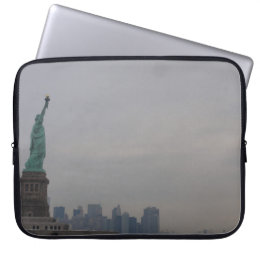Statue of Liberty - New York City Computer Sleeve