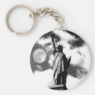 Statue of Liberty New York City Key Chain
