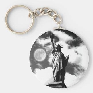 Statue of Liberty New York City Keychain