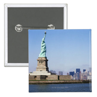 Statue of Liberty, New York City, New York Button