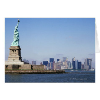 Statue of Liberty, New York City, New York Greeting Cards