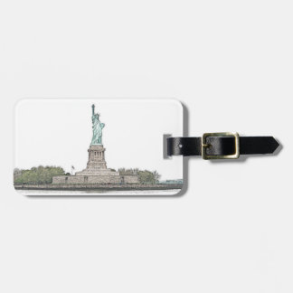 Statue of Liberty - New York City, New York Luggage Tag