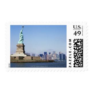 Statue of Liberty, New York City, New York Postage