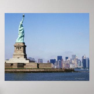 Statue of Liberty, New York City, New York Poster