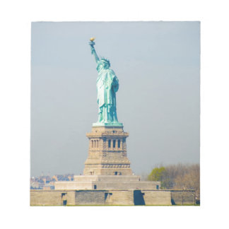 Statue of Liberty - New York City Notepad
