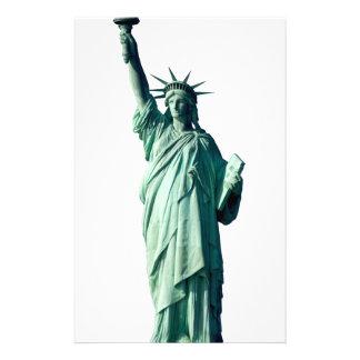 Statue of Liberty New York City NYC Stationery