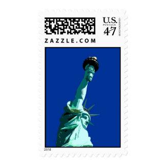 Statue of Liberty New York City Postage